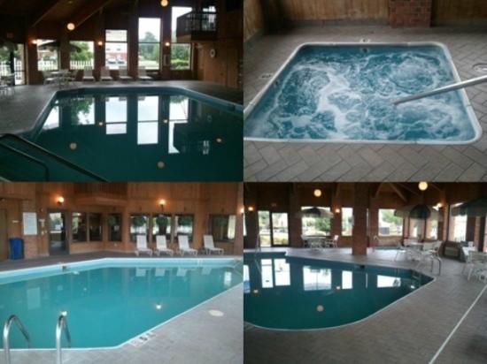 Baymont Inn & Suites Tupelo: Pool & Hot tub