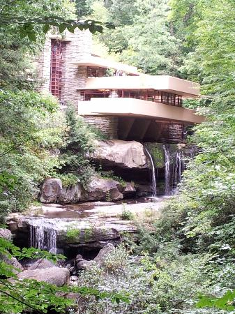 Amazing Fallingwater: House Was Built Over A Waterfall Part 24