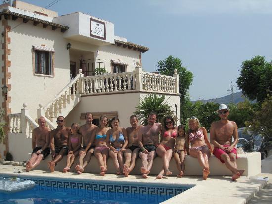 Casa En El Campo: Pool Area 