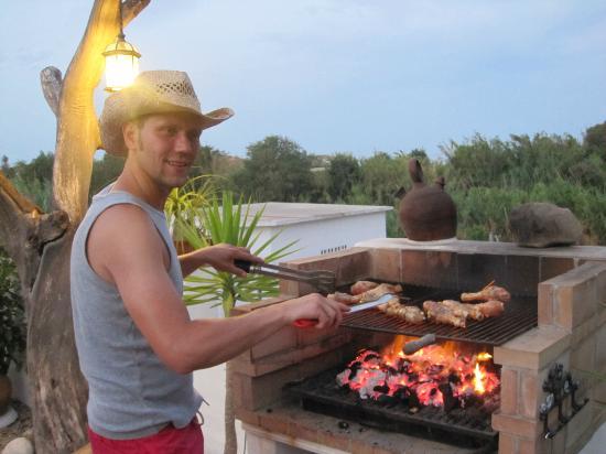 Casa En El Campo: BBQ 