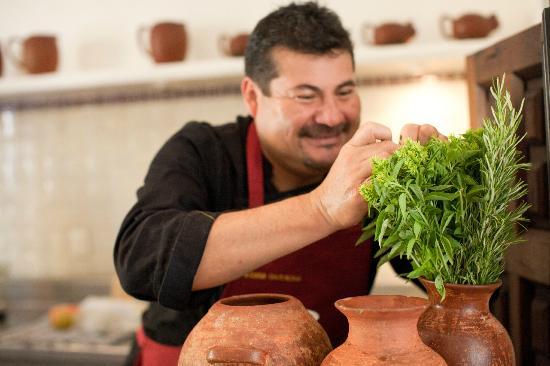 Casa Oaxaca: Chef Alejandro Ruiz