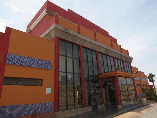 KN Matas Blancas: Main building