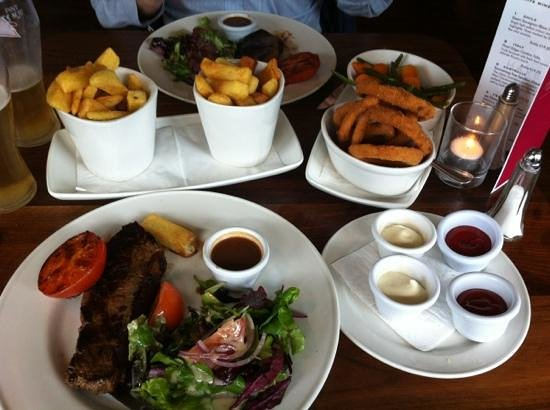 The Harbourmaster : Excellent food
