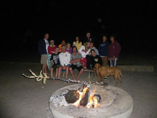 San Onofre State Beach : The fire pits are awesome.. bring firewood!