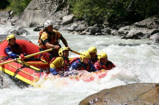 Totem Adventure: un fantastico pomeriggio passato sulle rapide!!!