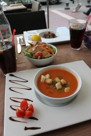Le Restaurant LMB Marseille
