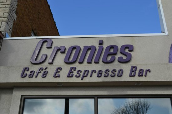 Cronies: This is our sign.