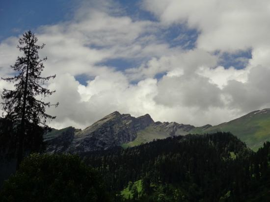 Solang-Nullah : Mountain view