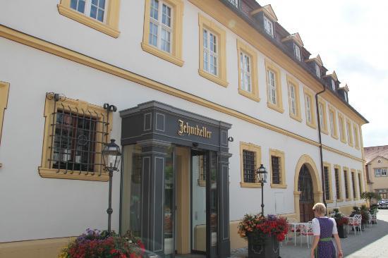 Restaurant Zehntkeller: Hauptgebäude