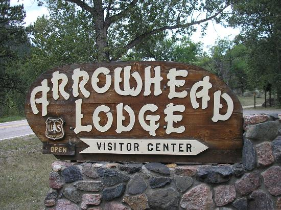 Poudre Canyon: Forest Service Visitors Center