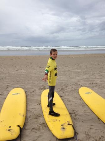 Surfworld Bundoran: Jamie aug 2012