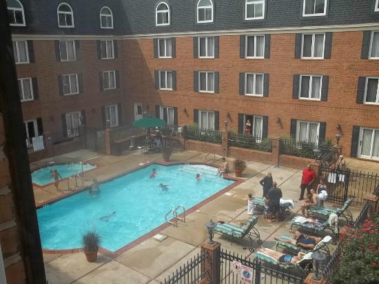 Hilton Wilmington / Christiana: View from the room