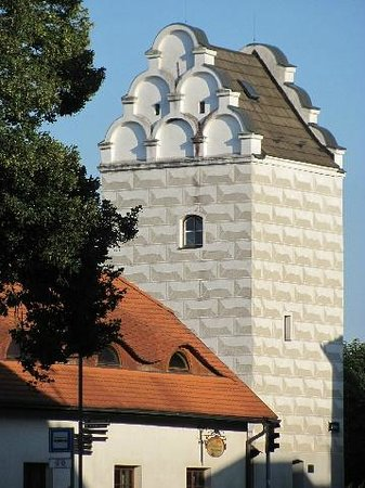 Renaissance Water Tower