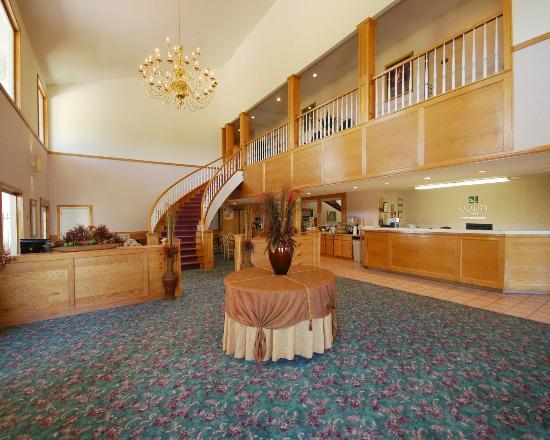 Quality Inn Tunica/Robinsonville: Lobby