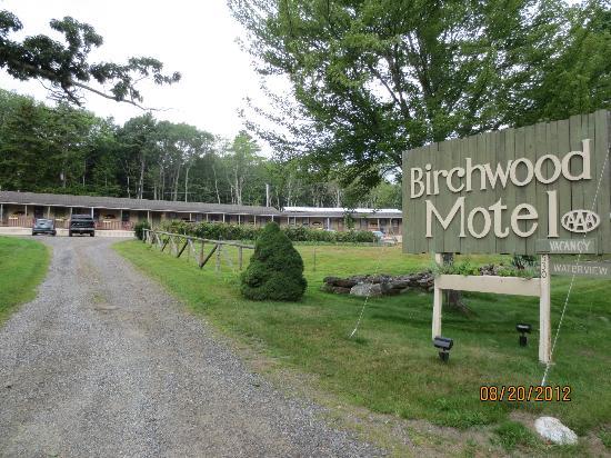 Birchwood: Entrance