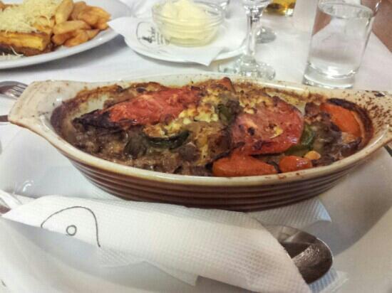 Bolero Restaurant: kleftico
