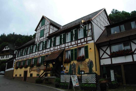 hotel in schiltach schwarzwald photo de schiltach bade wurtemberg tripadvisor. Black Bedroom Furniture Sets. Home Design Ideas