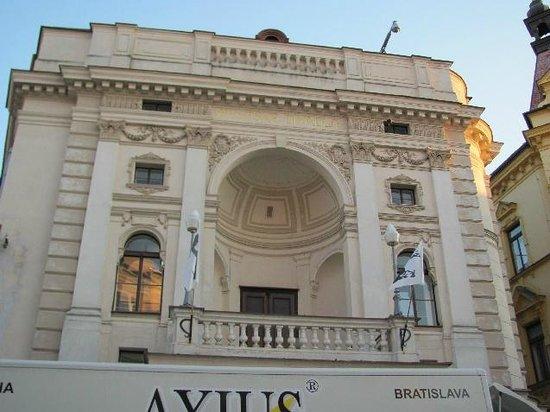 Oskar Nedbal Theatre