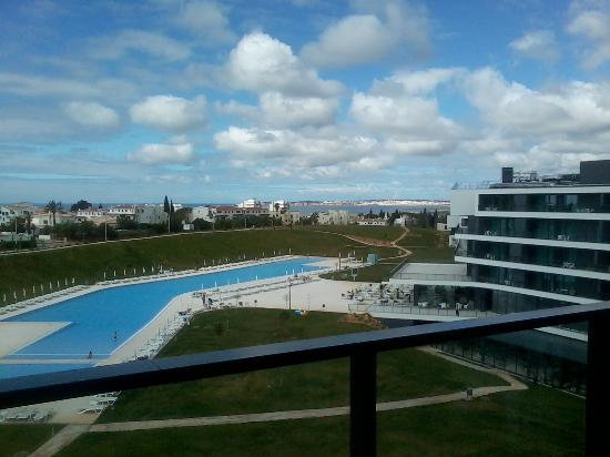 Alvor Baia Resort Hotel: View from our room