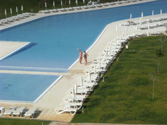 Alvor Baia Resort Hotel: The pool