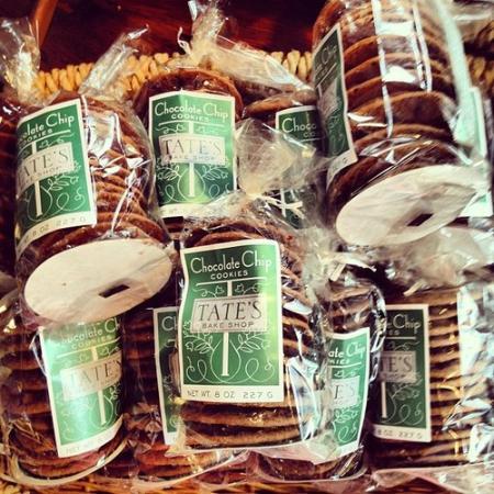 Tate's Bake Shop: Chocolate Chip Cookies!