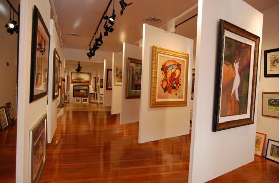 Baterbys Art Gallery: 6,000 sq ft of Masters and Contemporary artists