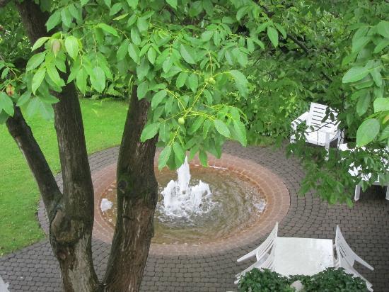 Stella Hotel Interlaken: View from Balcony