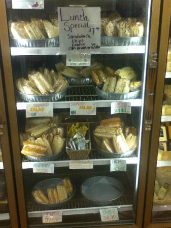 Kudzu Bakery: Dips , Sandwiches , ETC