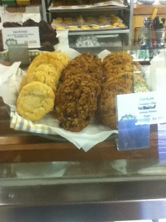 Kudzu Bakery: baked goods