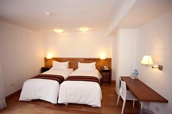 Plaza de Armas Cusco Hotel: Habitacion del Hotel