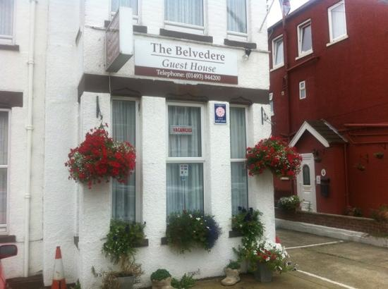 Belvedere Guest House: Ideal Guest House in Great Yarmouth.