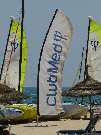Club Med Hammamet: plage