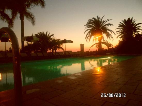 Hotel Baia del Capo: piscina