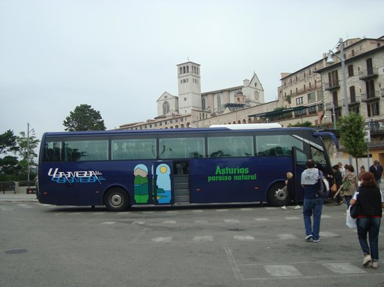 Pullmantur Bus