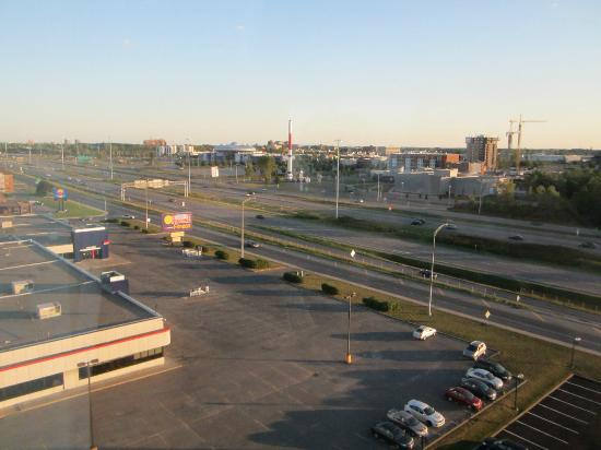 Hilton Montreal/Laval: View from room