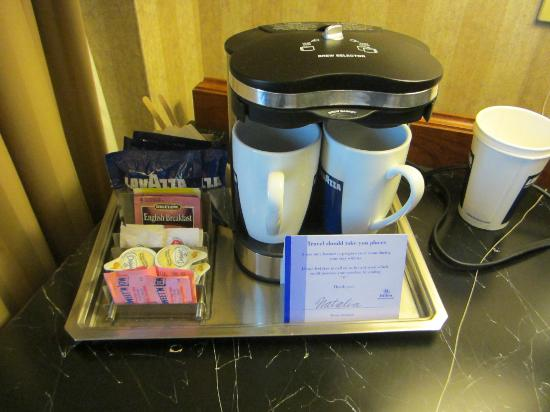 Hilton Montreal/Laval: Coffee