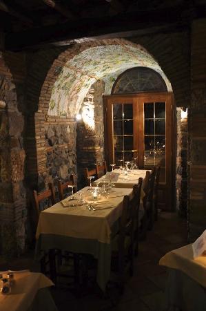 Trevignano Romano, Italie : Trattoria La Tavernetta