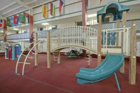Days Inn St. Louis - Lindbergh Boulevard: playground