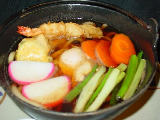 Fuji Japanese Restaurant: Nabeyaki Udon