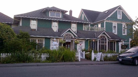 Shelburne Inn: The Shelburne Country Inn, Seaview Washington