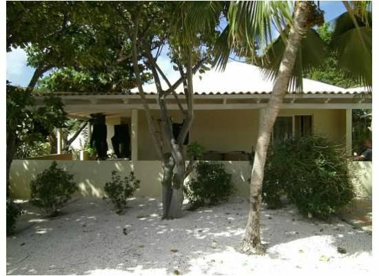 Caribbean Club Bonaire: The front of our 1 Bedroom Cottage