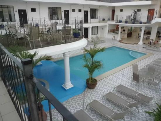 Hotel Las Brisas: pic from my room num 28