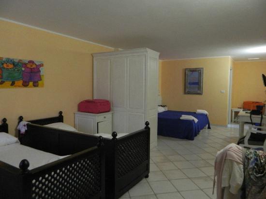 Chiusurelle Residence: camera