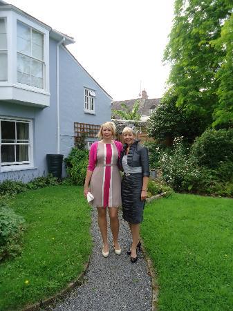 Prospect House : In the garden :)