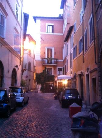 Residenza Canali ai Coronari: it's in the best part of Rome