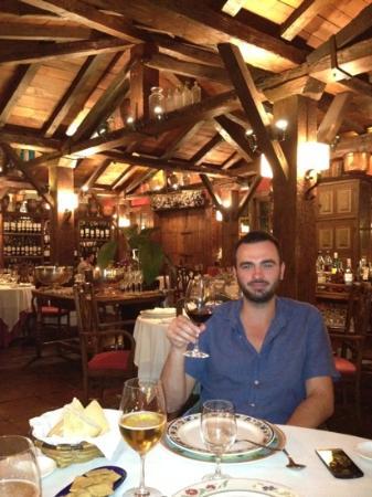 El Portalon : very good wines and atmosphere!!!