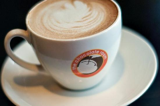 the chocolate room : Cappuccino