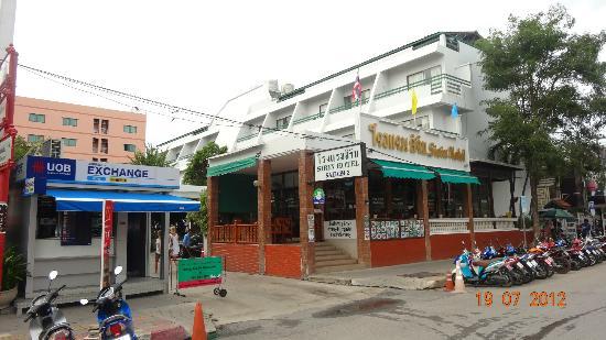 Sirin Hotel: Vue extérieure