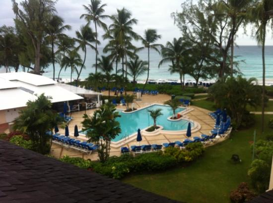 Turtle Beach by Elegant Hotels: view from balcony