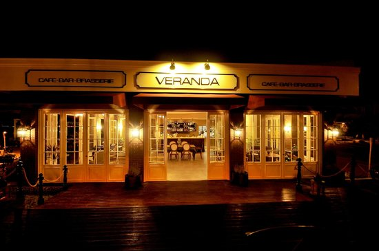 Veranda Cafe Bar Brasserie
